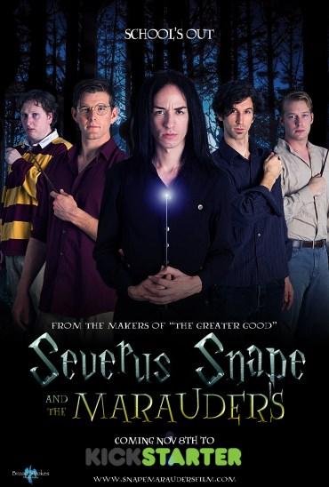Tráiler de la película de Severus Snape hecha por fans