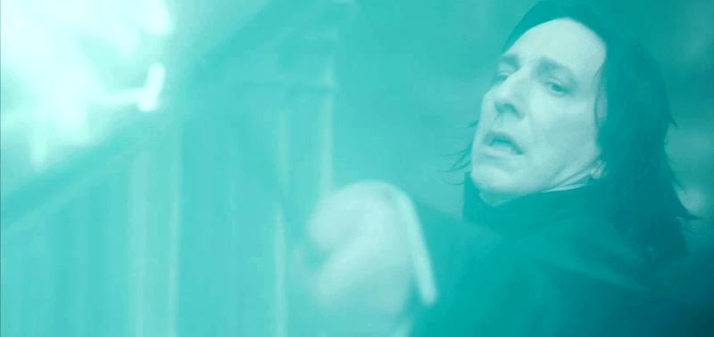 El suicidio asistido de Albus Dumbledore
