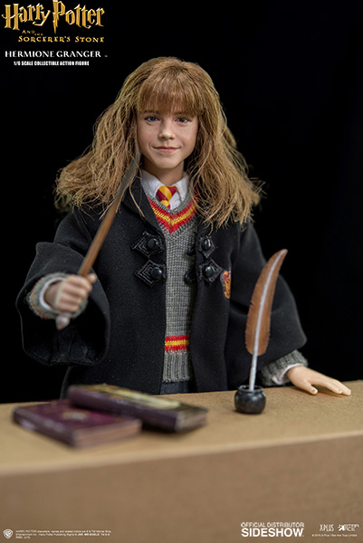 Harry Potter BlogHogwarts Figura Accion Hermione Granger (2)