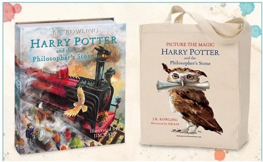 Harry Potter BlogHogwarts Piedra Filosofal Ilustrado 08