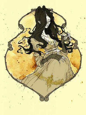 Miss Gaunt por  AbigailLarson