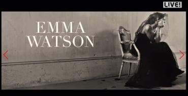 A Emma Watson no le gusta el cabello de Hermione