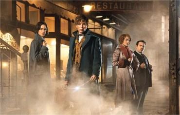 Reveladas descripciones de los personajes de 'Animales Fantásticos'; Colin Farrell será un Auror