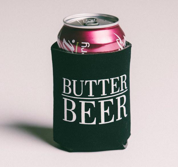 funda termica cerveza potter