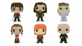 Nuevas figuras Funko de Harry Potter