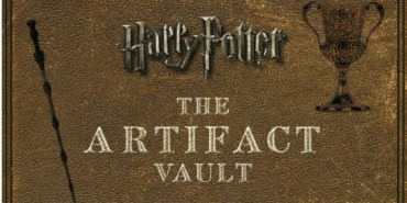 Nuevo libro Harry Potter: The Artifact Vault para 2016