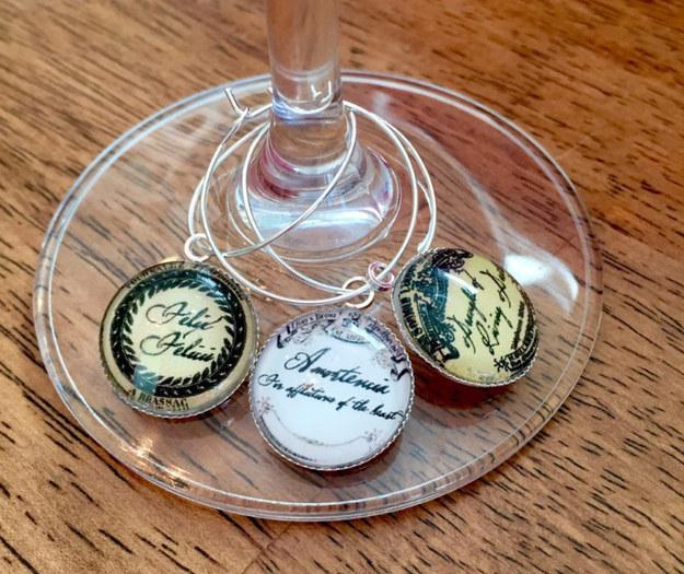 marcadores bebidas