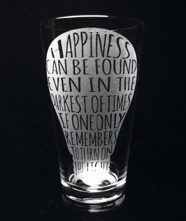 vaso felicidad potter