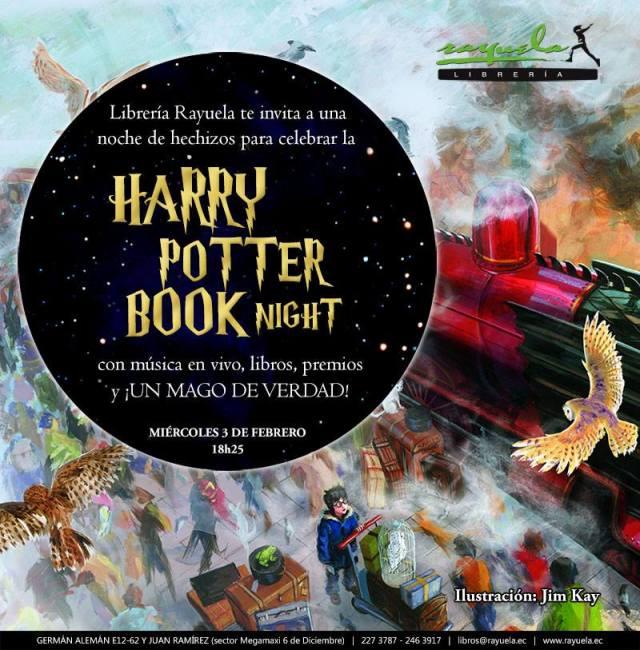 Rayuela HarryPotterBookNight