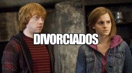 Rupert cree que Ron y Hermione estarían divorciados