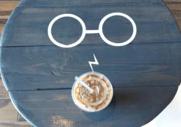 Conoce este café con motivo de Harry Potter