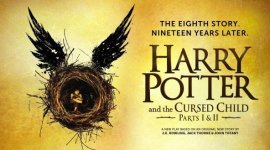 'Harry Potter and the Cursed Child' ya es el libro No.1 en pre-ventas a nivel mundial