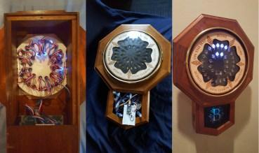 Aprende a construir tu propio reloj Weasley que de verdad funciona!
