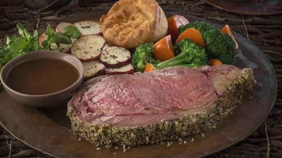Beef Sunday Roast, $21.99