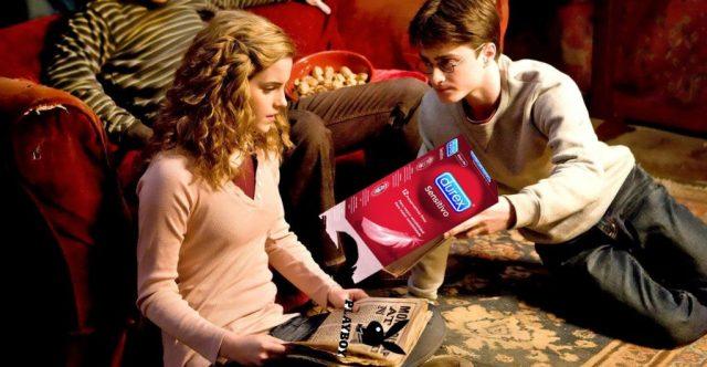 harry-hermione-condones