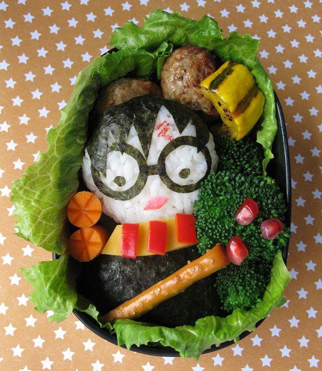 harry sushi potter