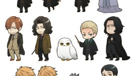 Las figuras kawaii de Harry Potter; disponibles los Mini-Funko