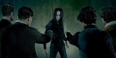 Se estrenó la película Severus Snape y los Merodeadores