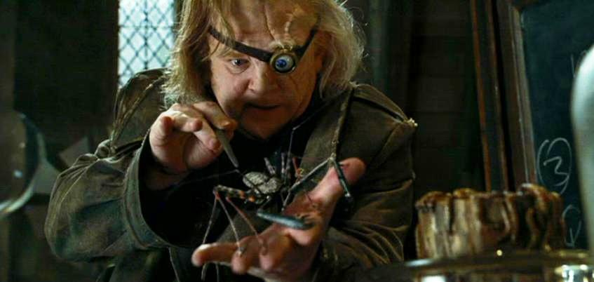 Harry Potter BlogHogwarts Araña Caliz Fuego 2