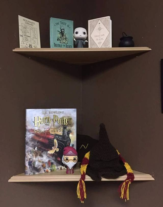 Harry Potter BlogHogwarts Habitacion Bebe (14)
