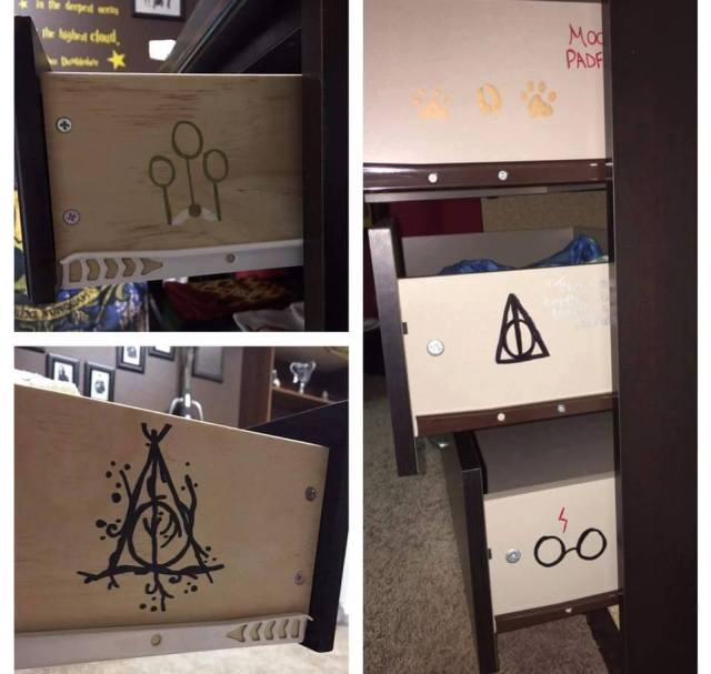 Harry Potter BlogHogwarts Habitacion Bebe (15)