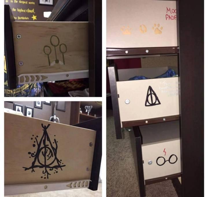 Harry Potter BlogHogwarts Habitacion Bebe (15)