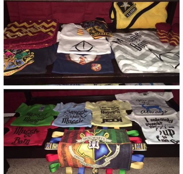 Harry Potter BlogHogwarts Habitacion Bebe (17)