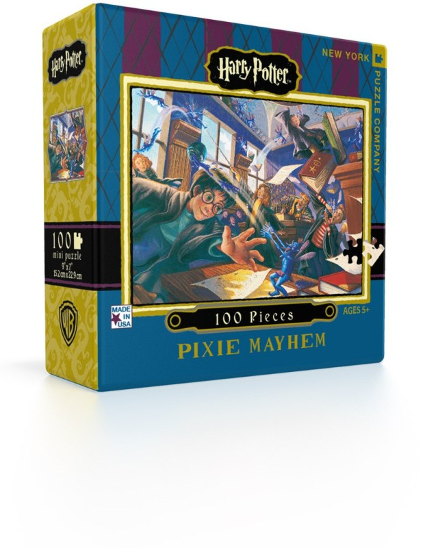 Harry Potter BlogHogwarts Rompecabezas Mary Grandpre (7)