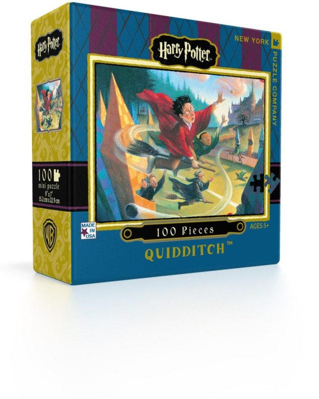 Harry Potter BlogHogwarts Rompecabezas Mary Grandpre (9)