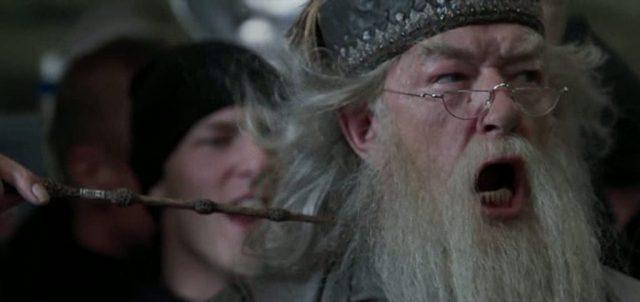 dumbledore voz