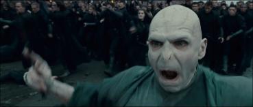 73 maneras de molestar, fatigar, confundir o asustar a Lord Voldemort
