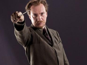 J.K. Rowling se disculpa por haber matado a Remus Lupin