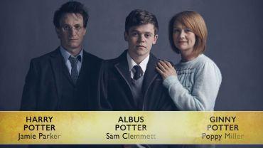 Mira el detrás de escena de la sesión fotográfica de 'Harry Potter and the Cursed Child'