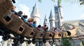 Mujer redujo 72 kilos de peso para poder subir a las atracciones del parque de Harry Potter