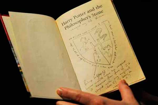 Harry Potter BlogHogwarts Piedra Filosofal Primera Edicion