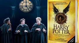 'Harry Potter and the Cursed Child' vendió 2.6 millones de copias físicas en 48 horas