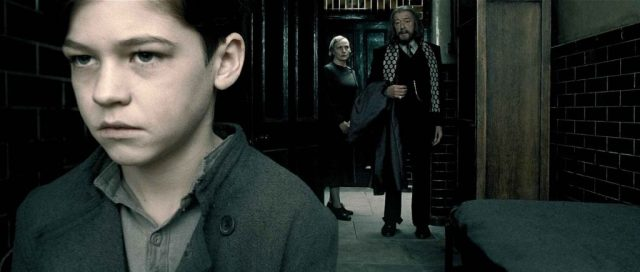 tom riddle dumbledore