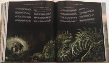 'Harry Potter y la Cámara Secreta' Ilustrado: Capítulo 16