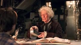 """Murió John Hurt, """"Ollivander"""" en las películas de Harry Potter"""