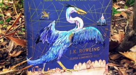 """Reveladas portadas de la edición ilustrada de """"Animales Fantásticos y dónde Encontrarlos"""""""