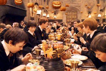 Así es la cena inspirada en Harry Potter que ofrece un club de Londres