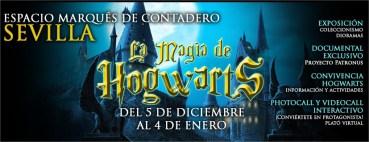«La Magia de Hogwarts» llegará a Sevilla en Diciembre!