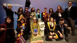 Festejos de Harry Potter, todo un éxito en la Feria Internacional del Libro de Guadalajara