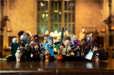 Reveladas nuevas mini-figuras de LEGO de Harry Potter y Animales Fantásticos