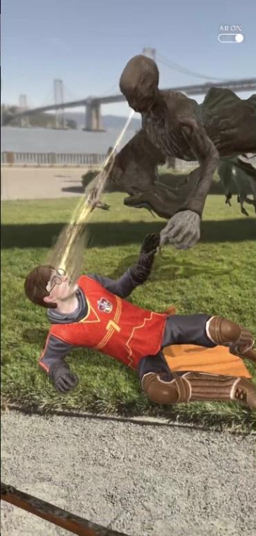 Detalles de Harry Potter Wizards Unite el juego que todos queremos tener