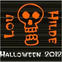 Halloween 2012, Halloween, challenge de lecture