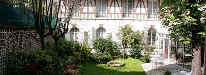 © Jardin de Neuilly