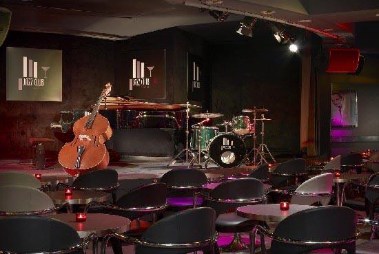 Jazz Club Meridien Etoile