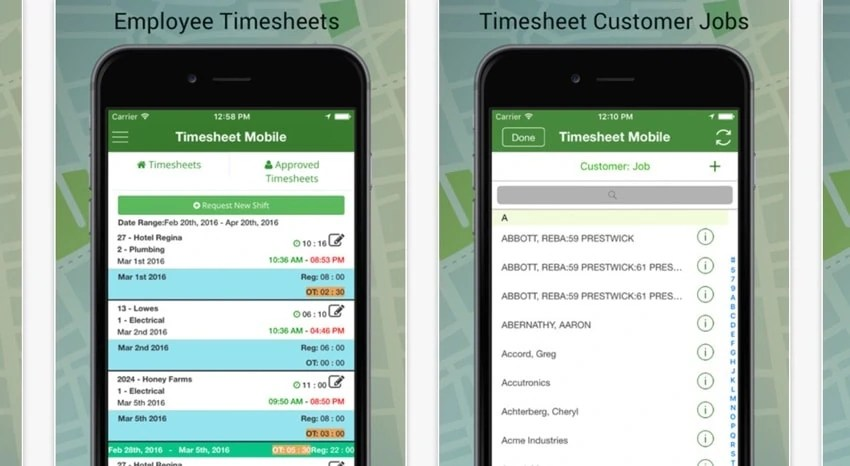 Looking for a GPS Tracker App  Here Are 8 of the Best Timesheet Mobile  iOS  Android