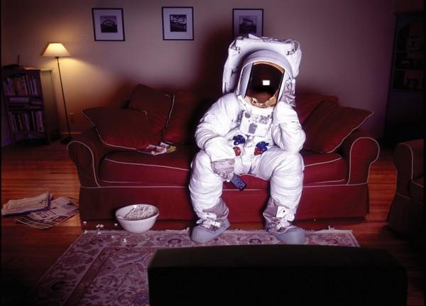 O dia-a-dia de um astronauta após sua missão